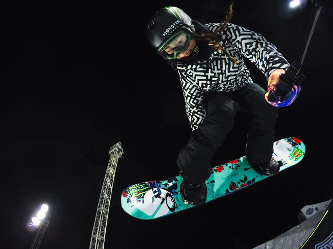 chloe kim - photo #24