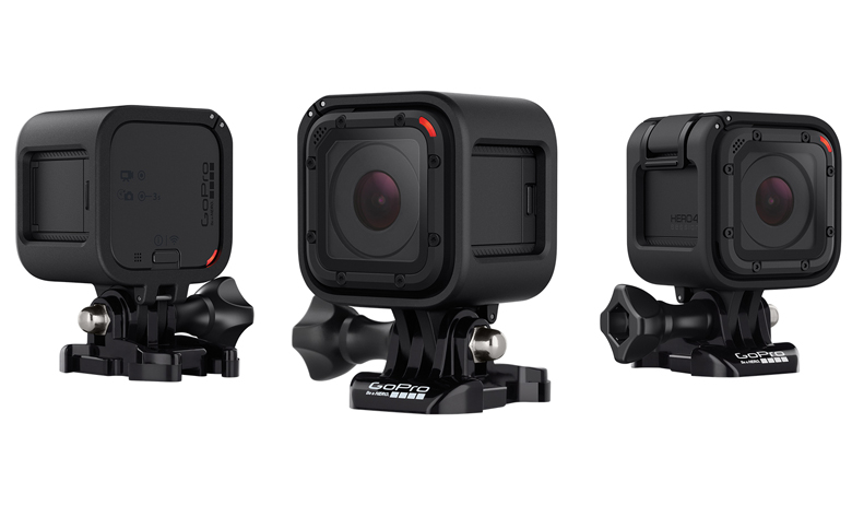 GoPro Launches HERO4 Session the Smallest, Lightest and Most Convenient GoPro, Yet