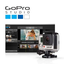 GoPro Studio Edit Software