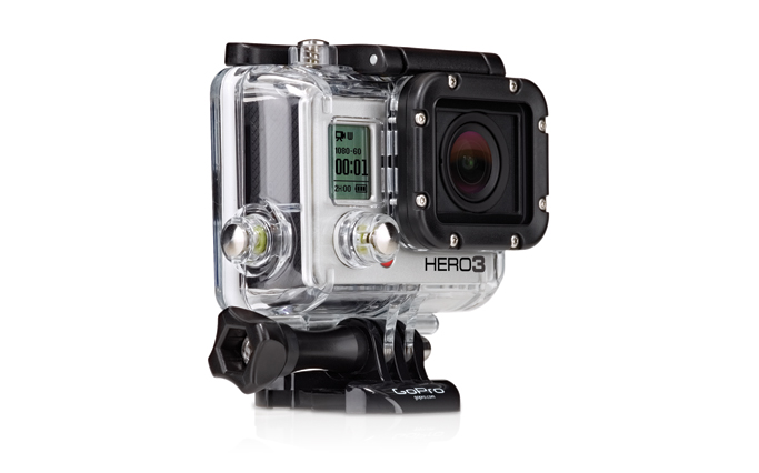 Buy GoPro Cameras - GoPro HERO3: Black Edition