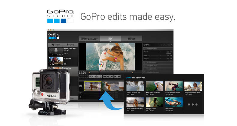 downloads GoPro Desktop GoPro Studio GoPro Software .